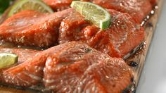 Honey Coriander Cedar Plank Salmon #glutenfree Cedar Plank Salmon, Cedar Planks, Halibut, Food Website, Just Cooking, Recipe Collection, Coriander, Pot Roast, Gluten Free Recipes
