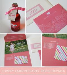 Super cool invitations