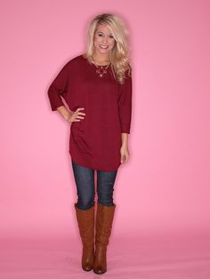 I love this outfit for the fall, I just think the boots could be a little more fitted around the calf.