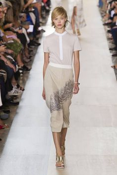 Tory Burch Spring 2015 Ready-to-Wear - Tory Burch Ready-to-Wear Collection