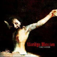 Marilyn Manson HOLLYWOOD