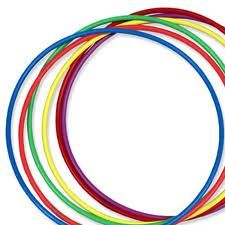 Hula-Hoops ~ Wham-O has become the most successful manufacturer of hula hoops in modern times. They trademarked the name Hula Hoop ® and start manufacturing the toy out of the new plastic Marlex in 1958. On May 13, 1959, Arthur Melin applied for a patent for his version of the hula hoop. He received U.S. Patent Number 3,079,728 on March 5, 1963 for a Hoop Toy.