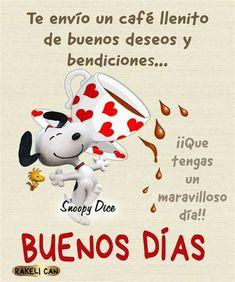 Good Morning Snoopy, Good Morning Funny, Good Morning Good Night, Good Morning Love Messages, Good Morning Images, Good Day Quotes, Good Morning Quotes, Good Morning In Spanish, Snoopy Tattoo