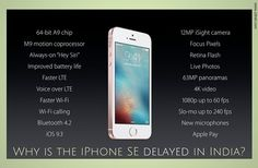 By delaying the launch of the iPhone SE in India, what is Apple trying to say?