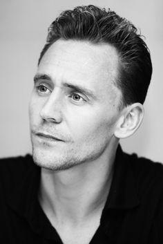 Tom Hiddleston. (Edit by jennphoenix.tumblr)