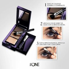 Uno de mis productos favoritos. The One by Oriflame Cosmetics.