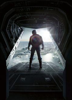 Captain America: The Winter Soldier poster, t-shirt, mouse pad Captain America Winter, Captain America Logo, Spiderman Wallpaper 4k, Avengers Wallpaper, Hero Wallpaper, Cartoon Wallpaper, Marvel Vs, Marvel Dc Comics, Avengers Superheroes
