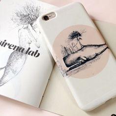 Sirena Lab es un proyecto de la diseñadora e ilustradora mexicana Steff Nixe.