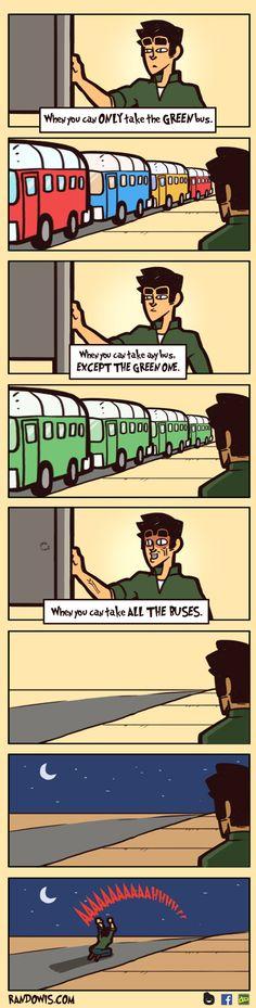 Bus-turds by RandoWis
