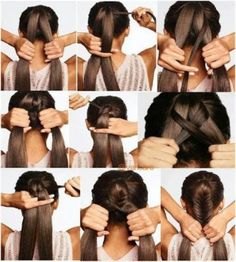 Easy Hairstyles with Braids App for And-19
