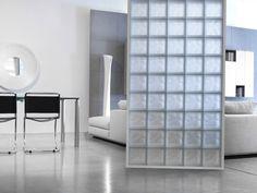 Decoração com Tijolos Transparente - http://dicasdecoracao.net/decoracao-com-tijolos-transparente/