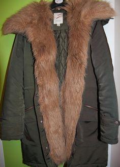 Kup mój przedmiot na #vintedpl http://www.vinted.pl/damska-odziez/kurtki/16090392-diverse-kurtka-parka-must-have-futerko