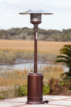 Hammer Tone Bronze Commercial Patio Heater Is The Most Powerful Patio Heater  On The Market. This Superior Patio Heater Is Perfect For The Serious Outdoor  ...