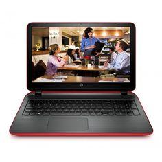 "HP Pavilion 14-v214tx Red Intel Core i5 5200U-2.2Ghz Turbo 2.7Ghz, RAM 4GB, HDD 500GB, DVD/RW, VGA nVidia GT840-2GB, Screen 14"", Windows 8.1"