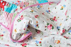 beautiful backing fabric