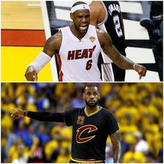 LeBron has played in two Game 7's in the NBA Finals. He has won both of them. #DHTK #repre23nt #DONTHATETHEKING