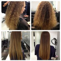Global Keratin or Brazilian Blowout treatment. Call for a complimentary consultation at 713.400.2987.