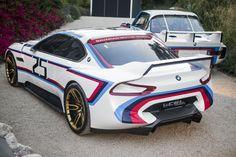 BMW 3.0 CSL Hommage R Unveiled At Monterey Car Week   BMW Car Club of America