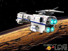 """Centaur has achieved standard orbit sir"" by Fazoom, via Flickr"