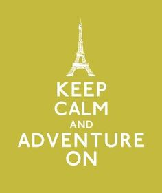 our motto.. Time to travel again please! Let's go to maybe Africa or Ireland again?