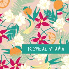 Tropical Vitamin - couleurs originales