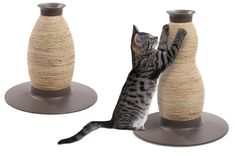 I like these - Cant wait to try one out.  Hopefully the cat likes it too -Catit Design Sisal Cat Scratchers