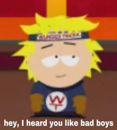 Oh Craig really likes bad boys South Park Funny, South Park Memes, Trey Parker, Tweek And Craig, Tweek South Park, Eddsworld Memes, South Park Fanart, Cartoon Books, Park Pictures