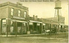 Main Street Grand Meadow, MN