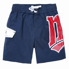 Minnesota Twins Toddler Boardshort by Team Swim - MLB.com Shop--need this for tyler, even if we'll be in chicago lol