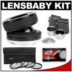 Lensbaby Composer Pro Lens with Double Glass Optic (for Nikon Cameras) with Macro Filter Set + Wide & Telephoto Lens Set + Microfiber Cleaning Cloth Reviews - http://slrscameras.everythingreviews.net/9315/lensbaby-composer-pro-lens-with-double-glass-optic-for-nikon-cameras-with-macro-filter-set-wide-telephoto-lens-set-microfiber-cleaning-cloth-reviews.html