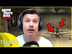 GTA 5 Smugglers Run DLC - Epic Plane STUNTS!  (Funny Moments LIVE) https://youtu.be/XzVAK8MohIc