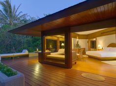 5 Star Amanpulo Resort by Aman Resorts | HomeDSGN, a daily source for inspiration and fresh ideas on interior design and home decoration.