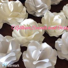 Everything's coming up roses! #paperflowers #gillumeventsanddesigns