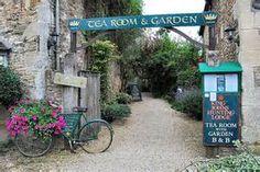 Lacock National Trust Village, Wiltshire