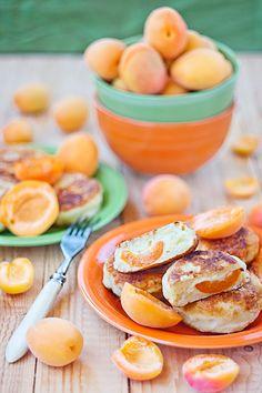 karaidel: Сырники с абрикосами