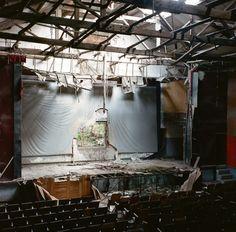 Abandoned theatre Stage Design, Set Design, Theatre Stage, Abandoned Places, Lighting Design, Scene, Theatres, Explore, Architecture