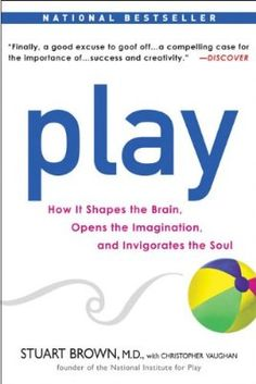 The book that explains the science behind Playing and it's effects on the mind. Interesting read!