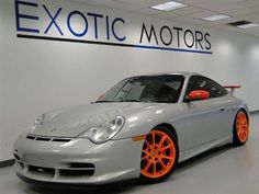 2004 Porsche 911 2dr Cpe GT3 6-Spd Manual (Stock# 692733)