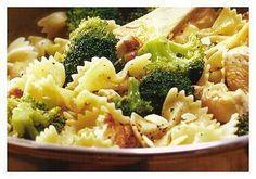 Broccoli Met Pasta, Kip, Room En Cashewnoten recept | Smulweb.nl