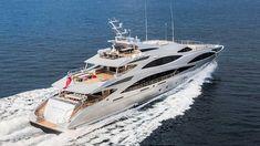 Benetti Yachts, Luxury Yachts, Used Sailboats, Sailboat Decor, Boat Fashion, Below Deck, Cool Boats, Yacht Boat, Super Yachts