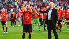 FC Bayern zum 6. Mal in Folge Meister: 4:1 Sieg beim FC Augsburg - Bundesliga Saison 2017/18 - Bild.de