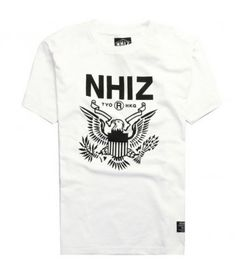 fa586031 Neighborhood NHIZ Tokyo Eagle Crest T-Shirt. Now available at  SneakerPrestige!