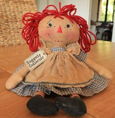 Old Annie from cathyraggedy