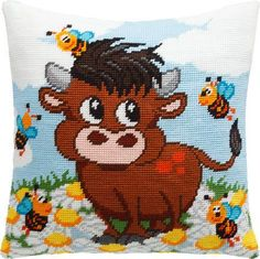 Дыхание Бисера's photos Cross Stitch Horse, Cross Stitch Animals, Counted Cross Stitch Kits, Cross Stitch Designs, Cross Stitch Patterns, Cushion Cover Designs, Canvas Designs, Line Patterns, Knitting Accessories