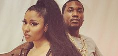 Meek Mill: Nicki Minaj Knew Her Brother Was Raping His Daughter! Meek Mill And Nicki, Nicki Minaj Meek Mill, New Nicki Minaj, Nicki Manja, Celebrity Feuds, Hollywood Gossip, Beverly Hilton, The New Wave, Rich People
