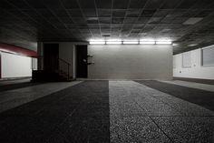 Gripped by fear - photographie narrative de nuit