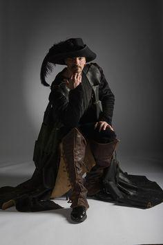 costume de gentilhomme Renaissance -  Renaissance nobleman costume www.vertugadins.com photographe : www.unjourdansletemps.com