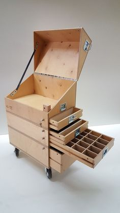 Tool box to build