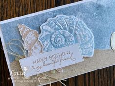 Pretty Cards, Cute Cards, Nautical Cards, Beach Cards, Handmade Tags, Sea Theme, Friends Are Like, Paper Cards, Stamping Up
