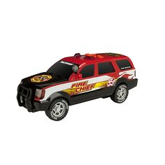 "Road Rippers 14"" Rush & Rescue - Fire Chief - Toys & Games - Vehicles & Remote Control Toys - Military & Rescue Vehicles"